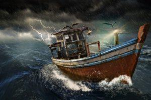 Violence des tempêtes