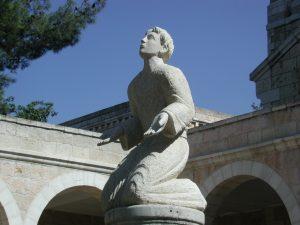 Etienne, prototype du martyr