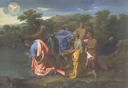 baptême de conversion
